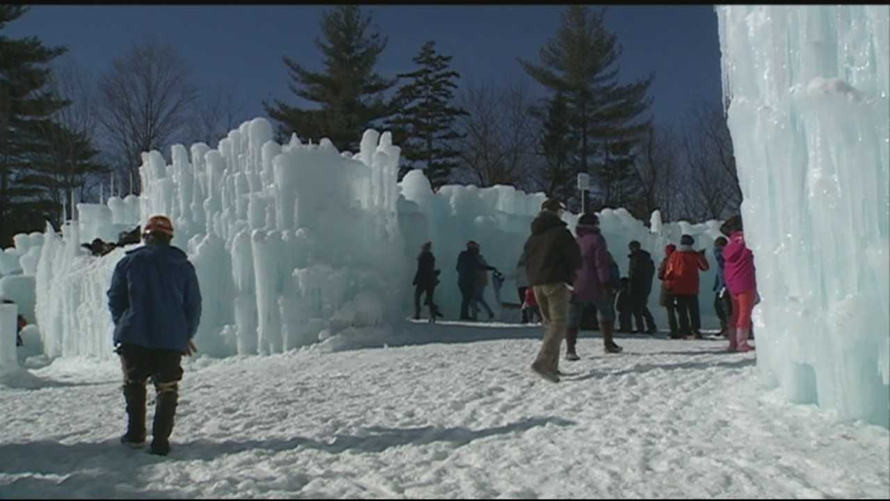 A popular winter attraction opened for the season in Lincoln Friday.
