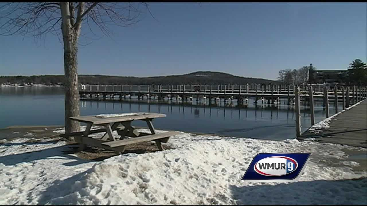 A lack of ice is forcing a change in an annual pond hockey tournament, but an upcoming fishing derby should be unaffected.