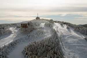 1. Cannon Mountain in Franconia