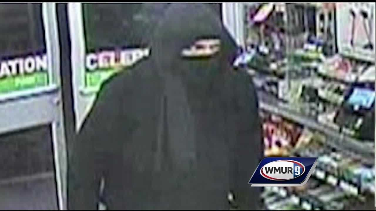 Police in Salem said Thursday that a man who robbed a Salem convenience store might have done it before.