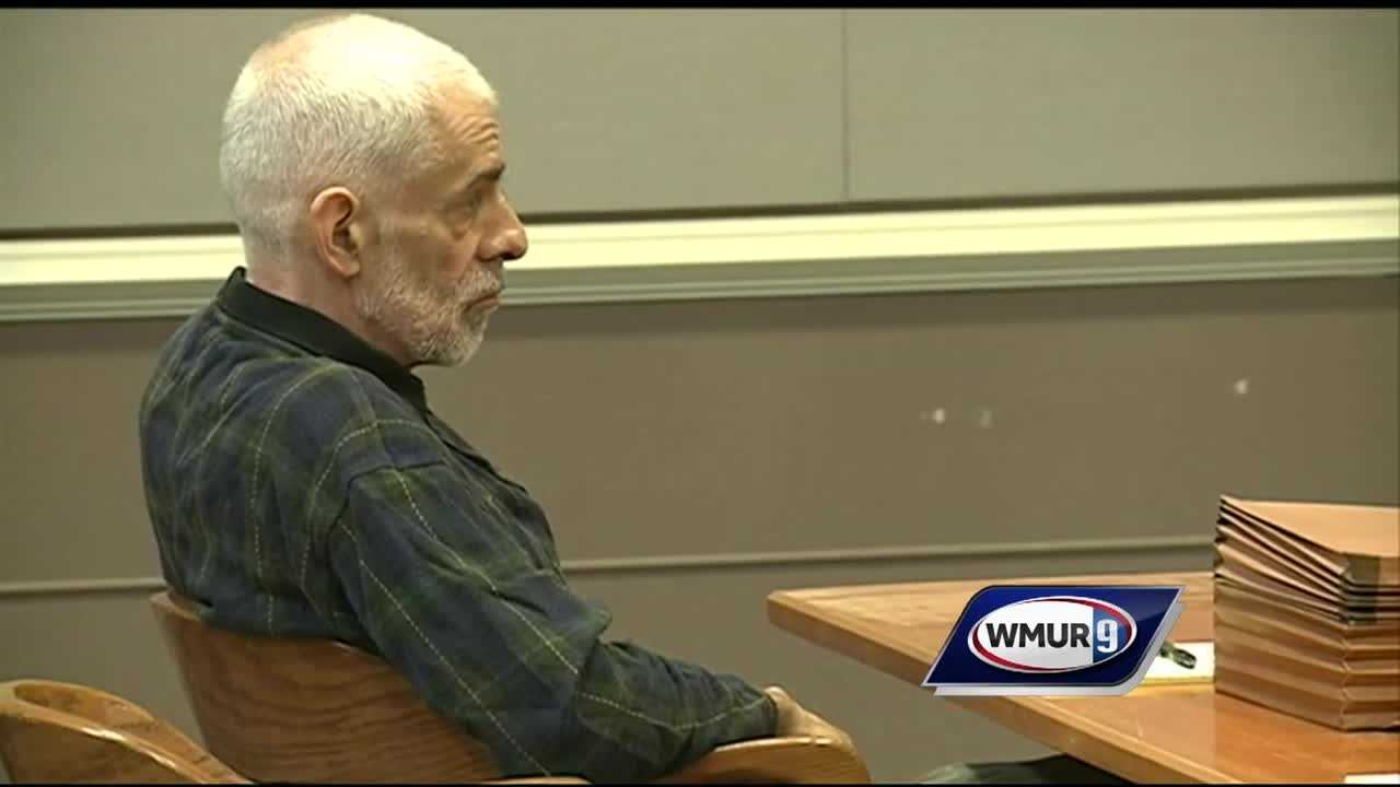 Attorneys for a Merrimack man charged with killing his wife are arguing that statements he made to police should be thrown out because of his mental state.