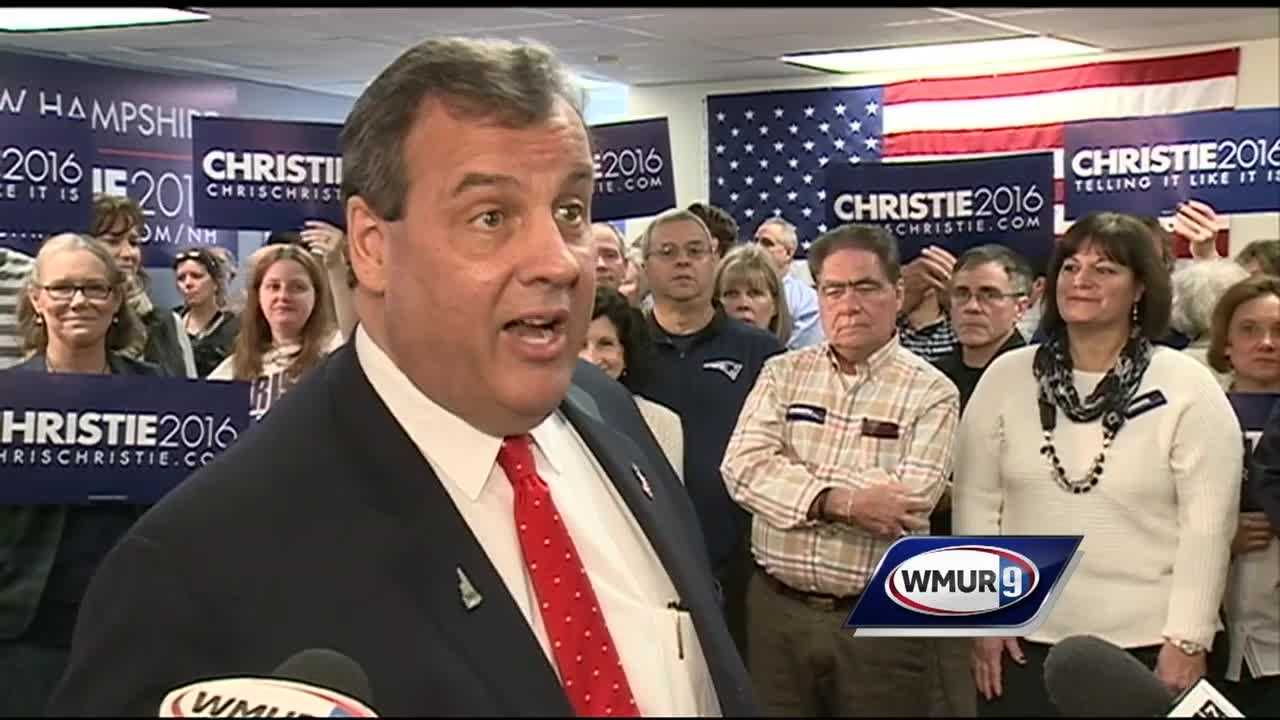 Several Republican presidential candidates are making a strong push in New Hampshire with a week to go before the first-in-the-nation primary.