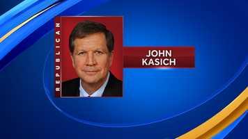 View John Kasich's bio.