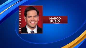 View Marco Rubio's bio.