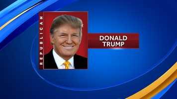 View Donald Trump's bio.