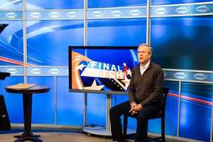 Former Florida Gov. Jeb Bush came to WMUR to deliver his final pitch to voters before the first-in-the-nation primary.
