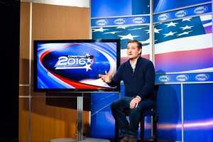 Texas Sen. Ted Cruz came to WMUR to deliver his final pitch to voters before the first-in-the-nation primary.