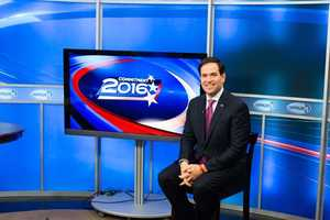 Florida Sen. Marco Rubio came to WMUR to deliver his final pitch to voters before the first-in-the-nation primary.