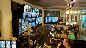 Here's a look inside our news production control room during our live Primary night coverage.