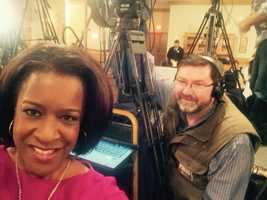 Reporter Shelley Walcott reports live from the Cruz campaign headquarters in Hollis on Primary night.