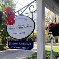 Colby Hill Inn in Henniker
