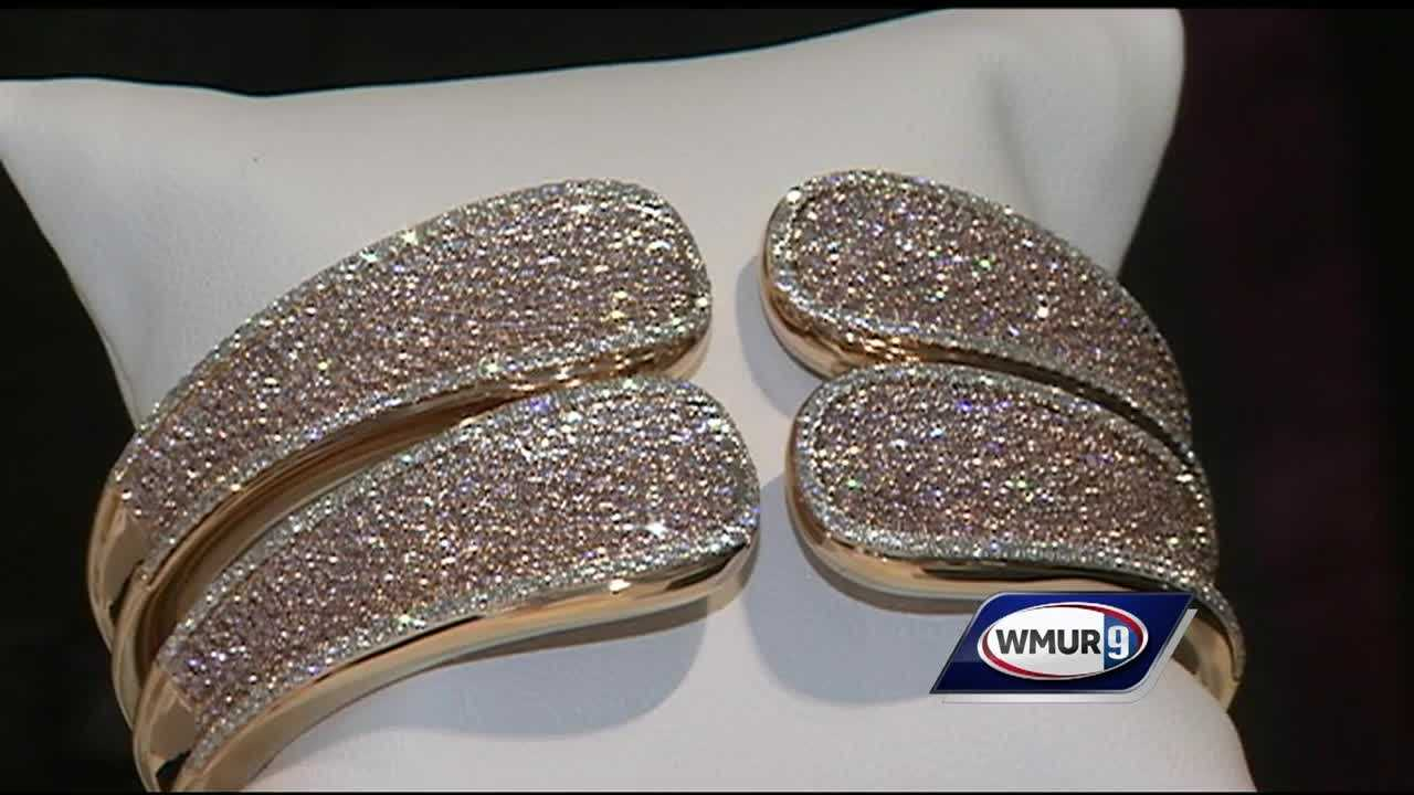 """Barmakian Jewelers is one of only five retailers displaying the rare """"Argyle"""" diamonds."""