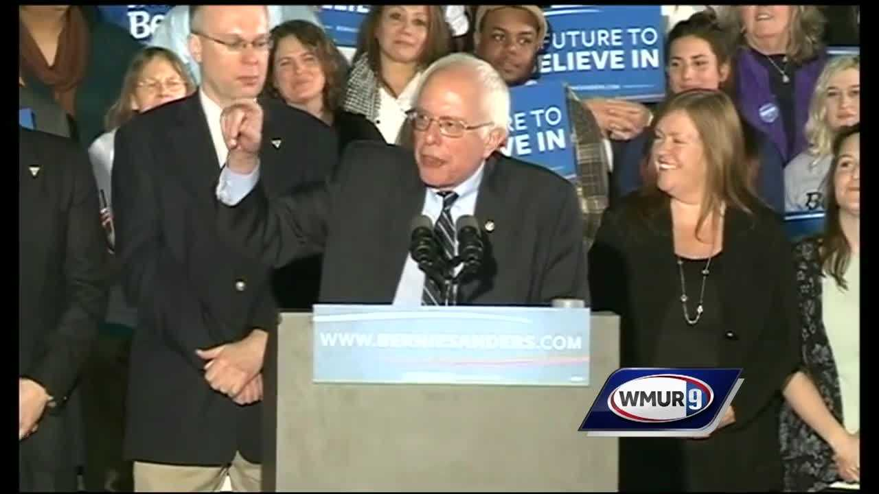 "The state Republican Party on Monday launched an online petition urging the state Democratic Party's superdelegates to ""listen to their constituents"" and support New Hampshire primary winner Bernie Sanders at the party's national convention."