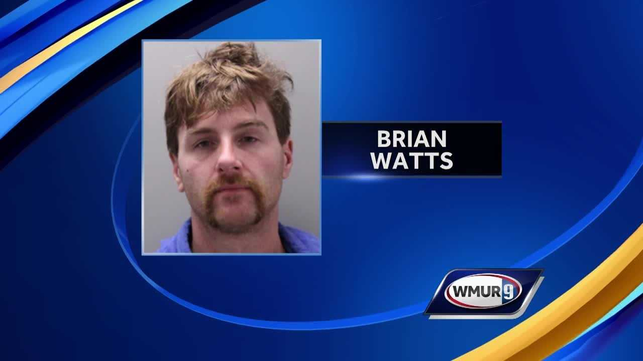 Police say Brian Watts is struggling with opioid addiction.