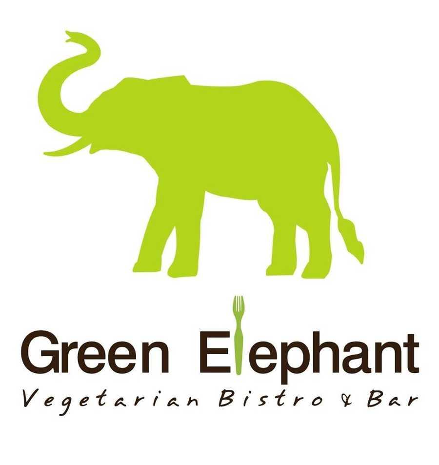 2 tie. Green Elephant Bistro & Bar in Portsmouth