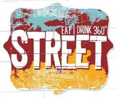 8 tie. Street in Porstmouth