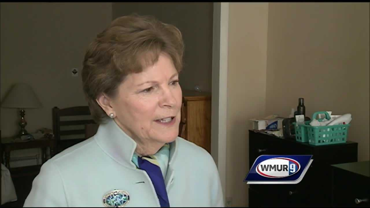 Sen. Jeanne Shaheen is preparing to present a plan to fight the state's drug crisis to Congress.