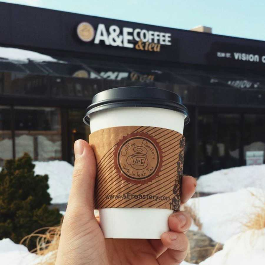 Tie-7) A&E Coffee Roastery and Tea in Amherst