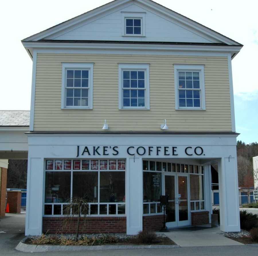 2) Jake's Coffee Company in Lebanon