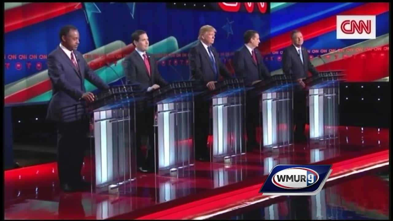 Tonight's GOP debate was the last before Super Tuesday.