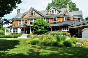 From ample acreage with beautiful views to bedrooms and baths for your whole family, this $1.495 Franconia mansion has it all. Tour the home in this slideshow. Credit:Peabody & Smith Realty, Franconia, NH, 603-823-5700. For more information, click here.