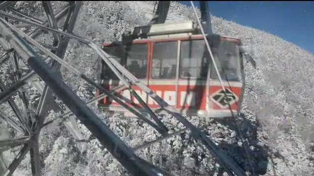The Cannon Mountain Aerial Tramway is open again after two trams got stuck 40 feet off the ground on Valentine's Day and stranded nearly 50 people.