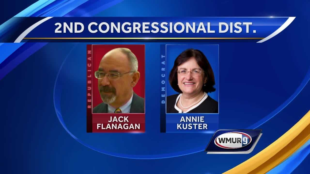 It took longer than expected, but U.S. Rep. Annie Kuster now has an official challenger in the 2nd Congressional District.