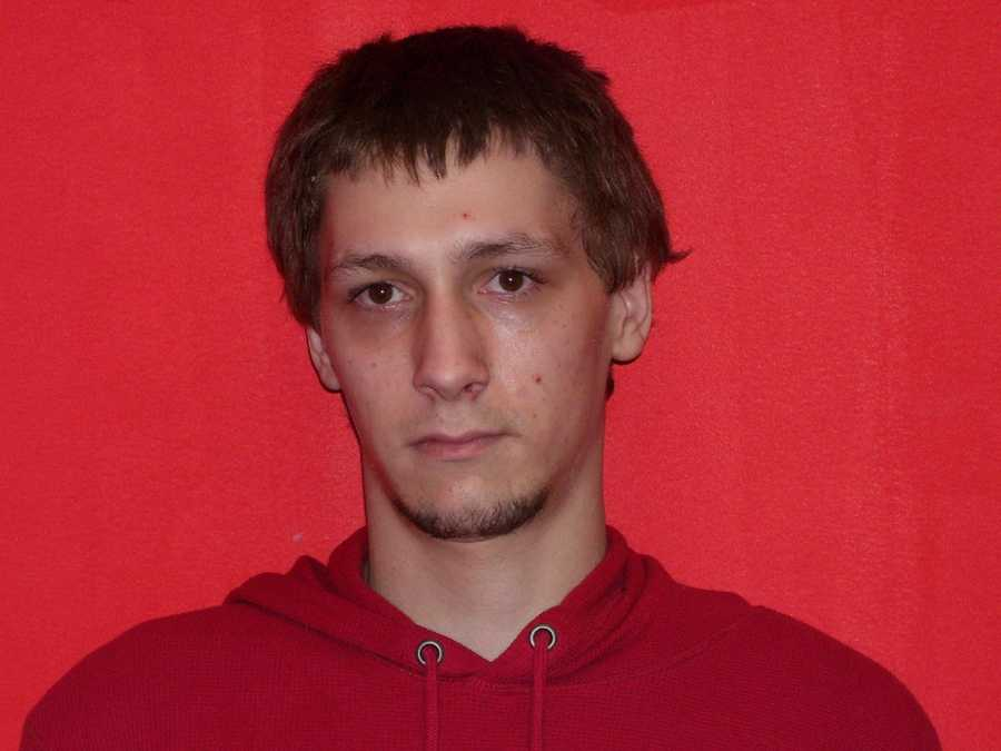 Brandon O'Brien, 22, of Laconia, is charged with sale of narcotic drug-heroin,EBW-proof of license required.
