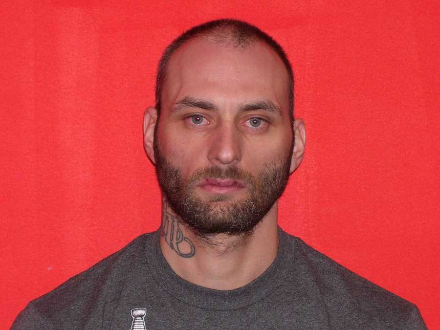 Frederick Sanborn, 31, of Laconia, is charged with sale of narcotic drug-heroin.