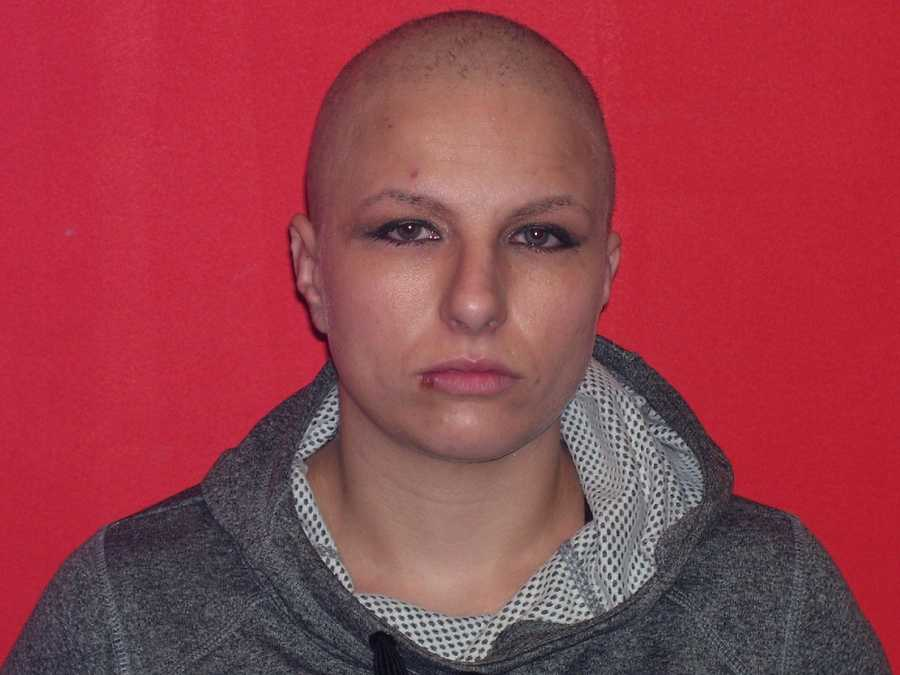 Heather Daigneau, 26, of Gilmanton, is charged with sale of narcotic drug-heroin.