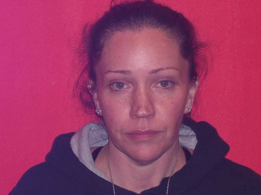 Melissa Sylvia, 36, of Laconia, is charged with conspiracy to commit, sale of narcotic-crack cocaine.