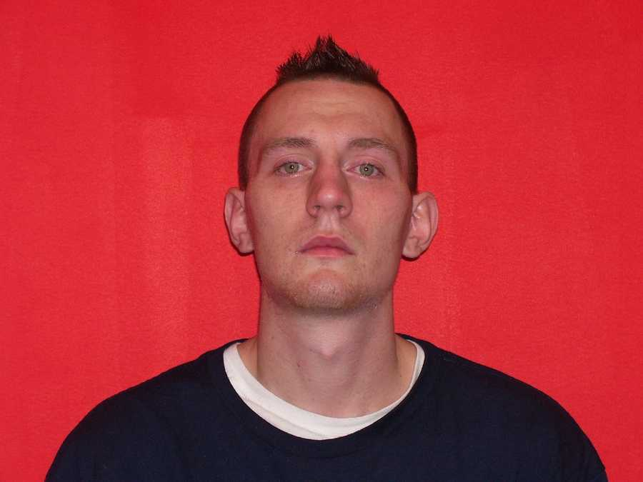 Austin Brue, 33, of Laconia, is charged with 3 counts of sale of narcotic drug-heroin.