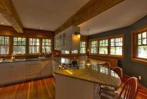 Additionally you will have a spacious kitchen that also includes a breakfast nook where you and your family and friends can enjoy your meals.