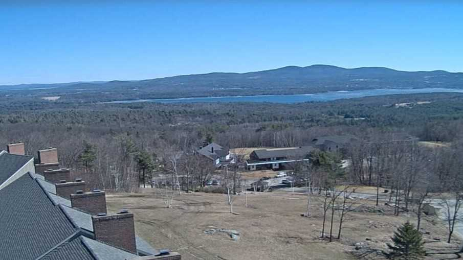 From WMUR's Sanbornton, NH webcam.