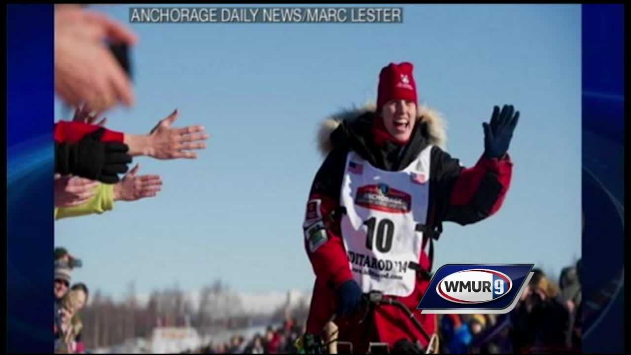 Iditarod sled-dog team from New Hampshire attacked by snowmobiler