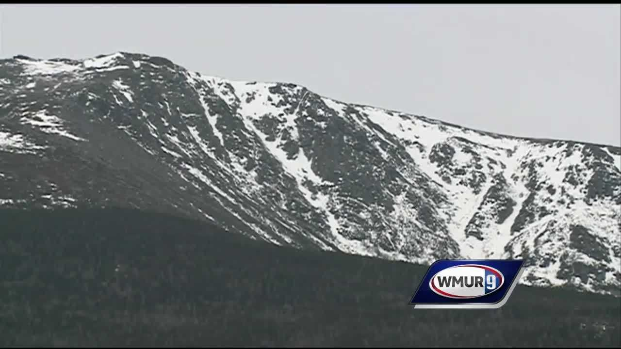 Rangers are warning about on icy conditions on Mount Washington that usually aren't seen until spring after two men suffered life-threatening injuries in separate sliding incidents hours apart over the weekend.