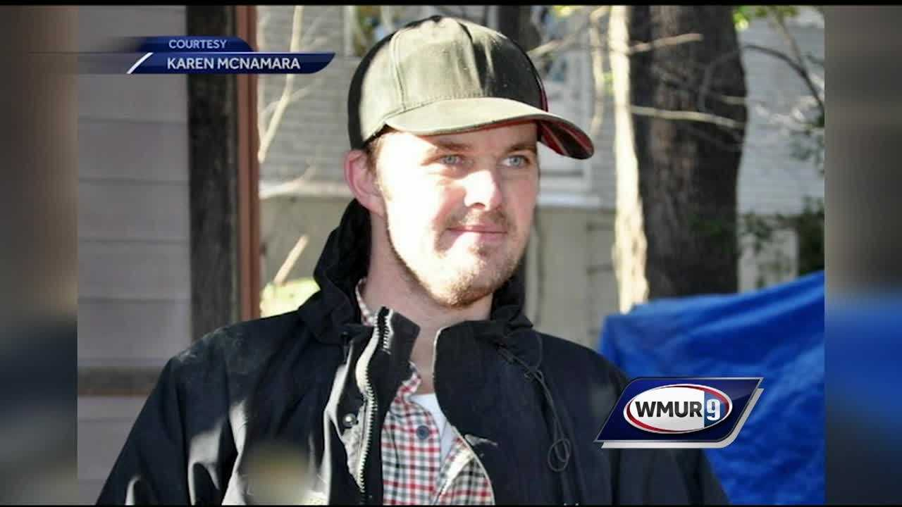 The parents of a Woodstock man who died of a suspected drug overdose said Monday that they hope other families can learn from their tragedy.