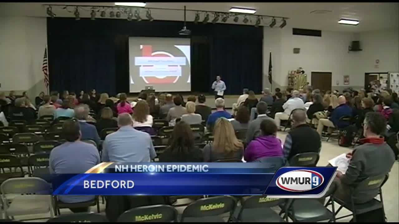 After four deadly overdoses in Bedford last month, BeBOLD is encouraging the parents of fourth-, fifth- and sixth-graders to talk to their kids about drugs.