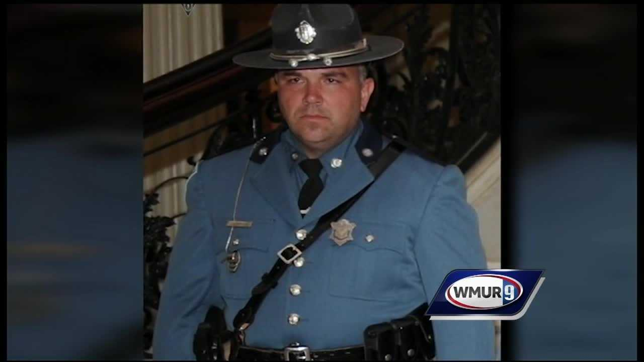 A Massachusetts State Police trooper was killed Wednesday in a serious crash on the Massachusetts Turnpike in Charlton.