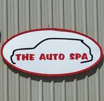The Auto Spa in Plymouth