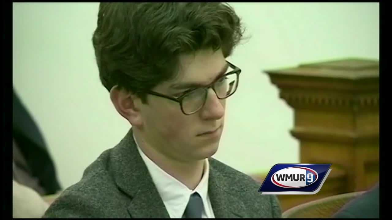 Lawyers for a New Hampshire prep school graduate convicted of sexually assaulting a 15-year-old classmate are offering explanations for why he violated curfew.