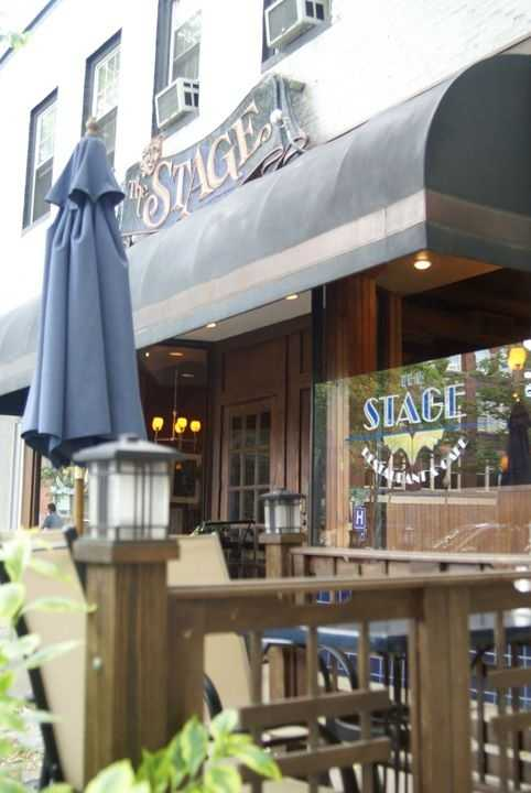 3. The Stage Restaurant & Cafe in Keene