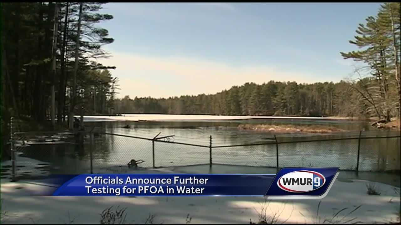 Officials are testing more water systems as part of the ongoing investigation into a chemical found in drinking water in Merrimack.