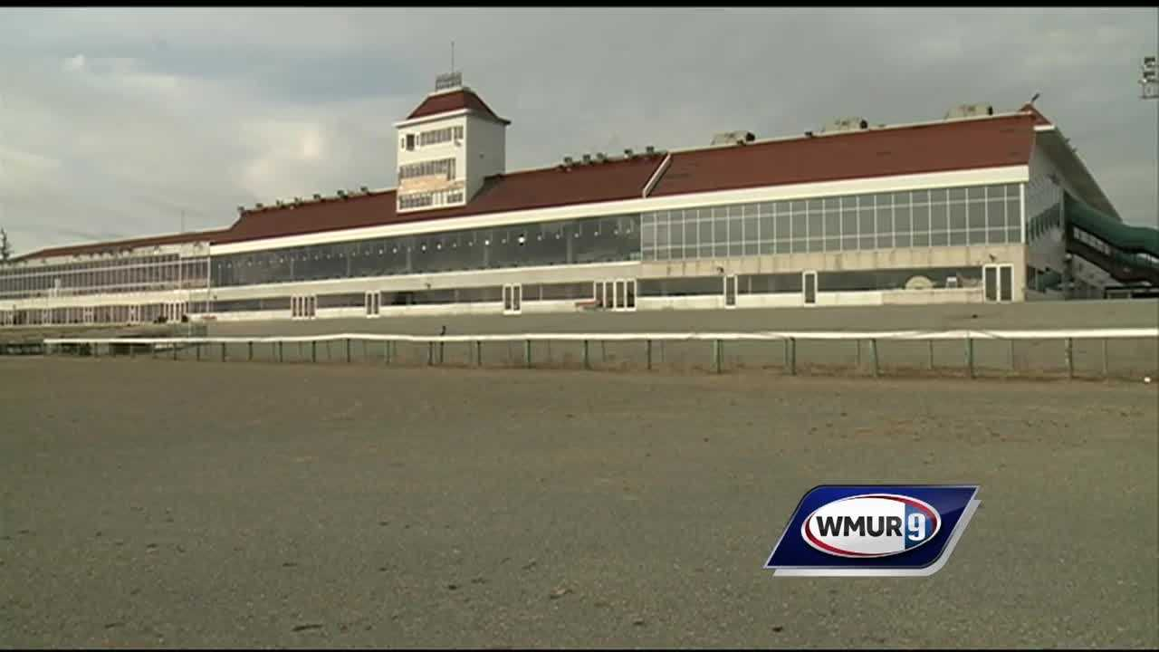 A racetrack that has been running for decades announces Thursday that it's for sale, which could mean that more than 200 people would be out of a job.