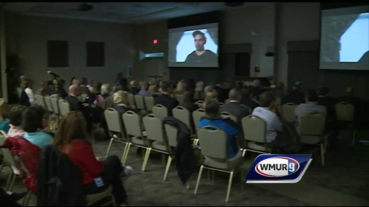 "Law enforcement officials and recovery professionals were shown a special screening of the FBI/DEA film ""Chasing the Dragon."""