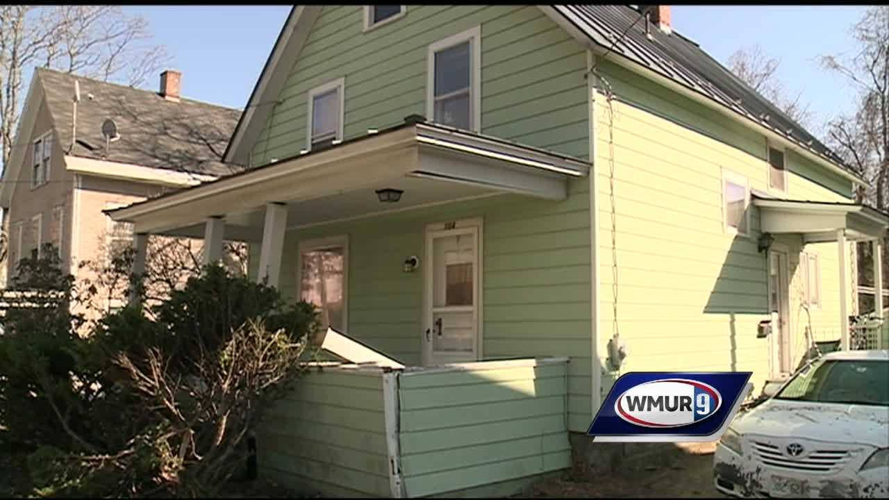 A driver is facing charges after leading police on a chase and crashing into a home.