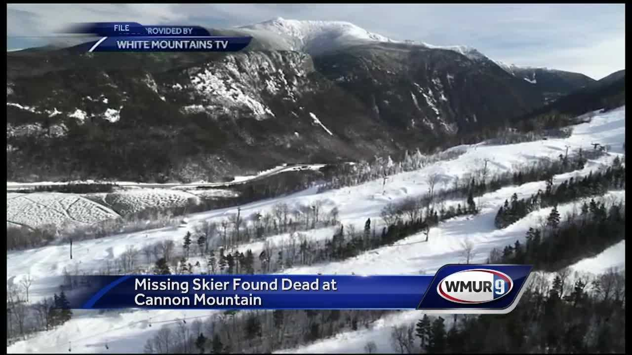 A skier at Cannon Mountain Ski Area was found dead Sunday morning as a result of massive head trauma, according to officials.