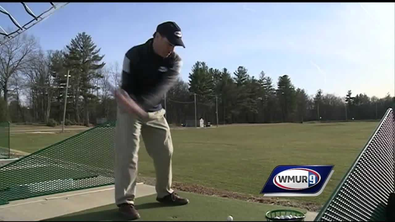 Chief Meteorologist Mike Haddad is at Amherst Country Club for this week's Weather Wednesday.