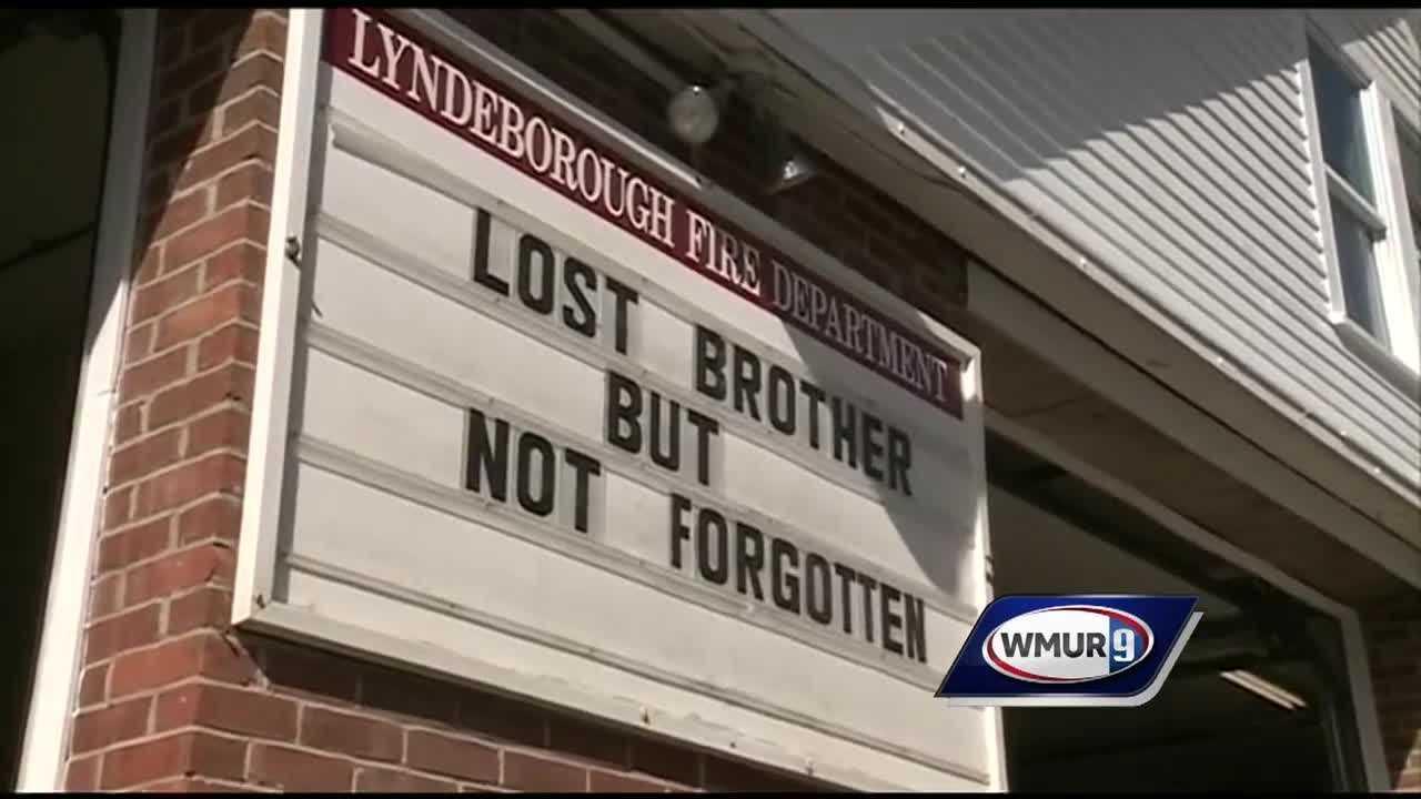 Derek Lankowski died when a tree fell on his car in Weare.