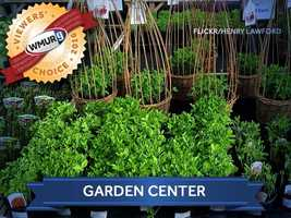 With warm weather (hopefully) around the corner, we asked our viewers where to find the best garden center in the Granite State. Take a look at the top choices!